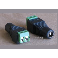2.1-2.5mm Connector