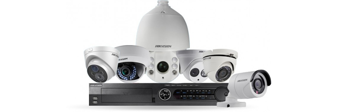 HIKVISION 3MP HD System