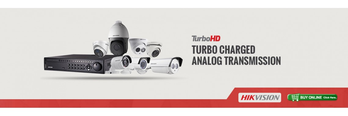 HIKVISION HD Turbo System Package